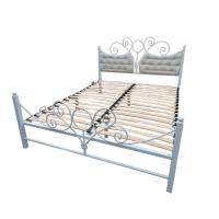 бали кровать из металла