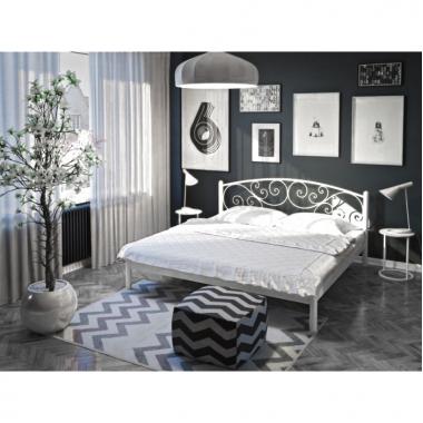 Кровать металлическая Лилия