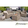 Комплект мебели Keter Corona Lounge Set