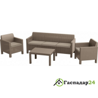 Комплект мебели Orlando 3-Sofa Set