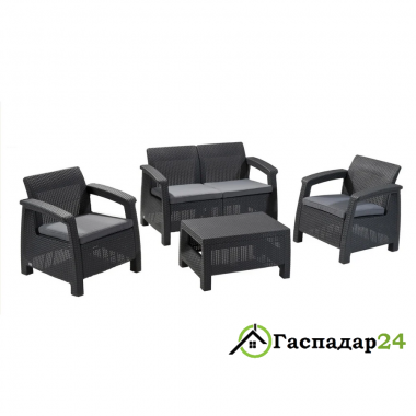 Комплект мебели Keter Corfu Set