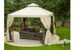 Садовые павильоны и зонты